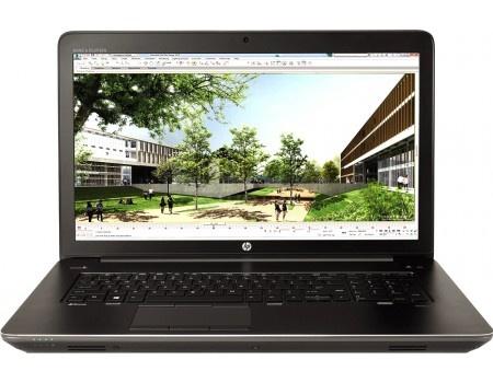 Ноутбук HP ZBook 17 G3 (17.3 IPS (LED)/ Core i7 6700HQ 2600MHz/ 8192Mb/ HDD 1000Gb/ AMD FirePro W6150M 4096Mb) MS Windows 10 Professional (64-bit) [Y6J65EA]HP<br>17.3 Intel Core i7 6700HQ 2600 МГц 8192 Мб DDR4-2133МГц HDD 1000 Гб MS Windows 10 Professional (64-bit), Черный<br>