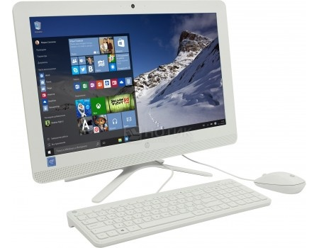 Моноблок HP 22-b015ur (21.5 IPS (LED)/ Celeron Dual Core J3060 1600MHz/ 4096Mb/ HDD 1000Gb/ Intel HD Graphics 400 64Mb) MS Windows 10 Home (64-bit) [Y0X77EA]