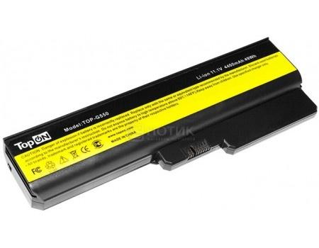 Аккумулятор TopON TOP-LG450 для IBM Lenovo IdeaPad G555 G550 B550 G430 G450 Series аккумулятор для 11.1V 4400mAh (TC) PN: L08S6Y02