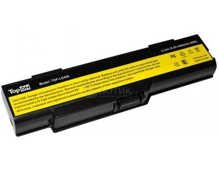 Аккумулятор TopON TOP-LG400 для LENOVO 3000 G400, 3000 G410 Series  - 10.8V 4400mAh