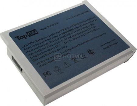 Аккумулятор TopON TOP-DL5100 для DELL Inspiron 1100, 1150, 5100 Series Latitude 100L 14.8V 4400mAh PN: BATDW00L, 310-5206
