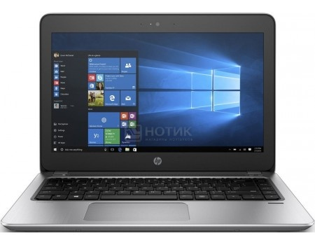 Ноутбук HP ProBook 430 G4 (13.3 LED/ Core i5 7200U 2500MHz/ 4096Mb/ SSD 128Gb/ Intel HD Graphics 620 64Mb) MS Windows 10 Professional (64-bit) [Y7Z35EA] био поглотитель запаха для холодильника breesal 80 г