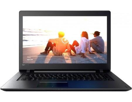Ноутбук Lenovo IdeaPad 110-17 (17.3 LED/ E-Series E2-7110 1800MHz/ 4096Mb/ HDD 500Gb/ AMD Radeon R2 series 64Mb) Free DOS [80UM001VRK]