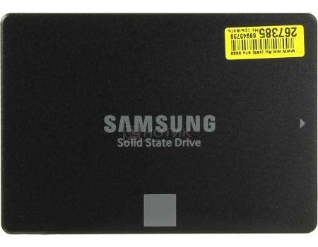 """Внутренний SSD-накопитель Samsung 750 EVO 120Gb 2,5"""" SATA-III, TLC Черный MZ-750120BW"""