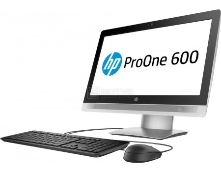 Моноблок HP ProOne 600 G2 (21.5 IPS (LED)/ Core i5 6500 3200MHz/ 8192Mb/ SSD / Intel HD Graphics 530 64Mb) MS Windows 10 Professional (64-bit) [X3J65EA]