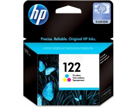 Картридж струйный HP 122 CH562HE для HP DJ 1050A/2050A/3000 Трёхцветный CH562HE