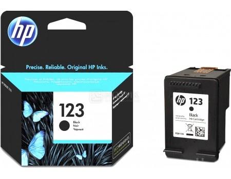Картридж струйный HP 123 F6V17AE для HP DJ 2130 Чёрный F6V17AE
