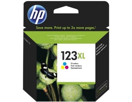 Картридж струйный HP 123XL F6V18AE для HP DJ 2130 Трёхцветный F6V18AE