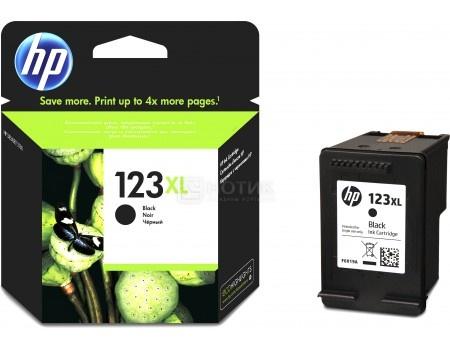 Картридж струйный HP 123XL F6V19AE для HP DJ 2130 Чёрный F6V19AE