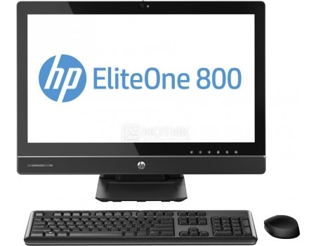 Моноблок HP EliteOne 800 G2 (23.0 IPS (LED)/ Core i7 6700 3400MHz/ 8192Mb/ Hybrid Drive 1000Gb/ Intel HD Graphics 530 64Mb) MS Windows 7 Professional (64-bit) [P1G68EA]