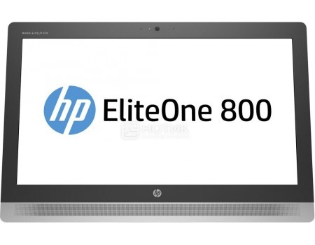 Моноблок HP EliteOne 800 G2 (23.0 IPS (LED)/ Core i7 6700 3400MHz/ 8192Mb/ SSD / Intel HD Graphics 530 64Mb) MS Windows 10 Professional (64-bit) [X3J99EA]