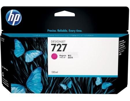 Картридж струйный HP 727 B3P20A для HP DJ T920/T1500 Пурпурный B3P20A
