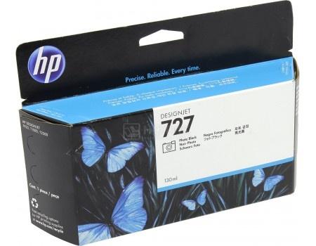 Картридж струйный HP 727 B3P23A для HP DJ T920/T1500 Чёрный B3P23A