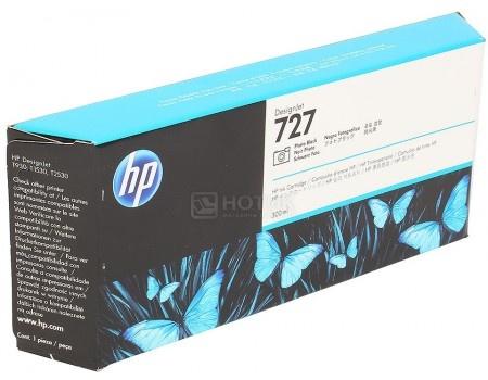 Картридж струйный HP 727 F9J79A для DJ T920/T1500 Фото чёрный