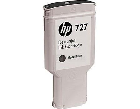 Картридж струйный HP 727 F9J80A для HP DJ T920/T1500 Серый F9J80A