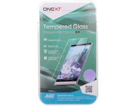 Защитное стекло ONEXT для смартфона Apple iPhone 7 с рамкой, Белый 41215