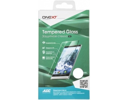 Защитное стекло ONEXT для смартфона Xiaomi Mi 4 41132