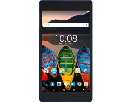 Планшет Lenovo TAB 3 Plus TB-7703X 16Gb LTE Black (Android 6.0 (Marshmallow)/MSM8916 1200MHz/7.0