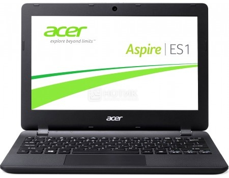 Ноутбук Acer Aspire ES1-132-C2ZM (11.6 LED/ Celeron Dual Core N3350 1100MHz/ 4096Mb/ HDD 500Gb/ Intel HD Graphics 500 64Mb) MS Windows 10 Home (64-bit) [NX.GG2ER.001]