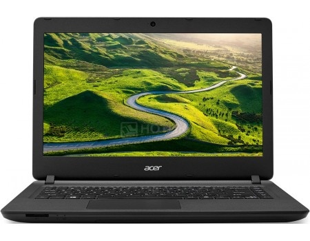 Ноутбук Acer Aspire ES1-432-C51B (14.0 LED/ Celeron Dual Core N3350 1100MHz/ 2048Mb/ SSD 32Gb/ Intel HD Graphics 500 64Mb) MS Windows 10 Home (64-bit) [NX.GGMER.001]