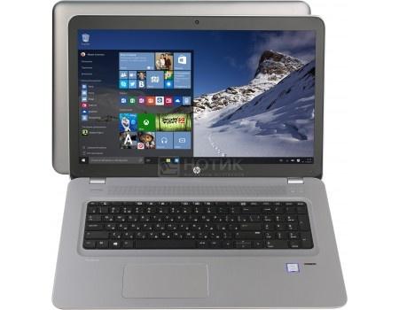 Ноутбук HP Probook 470 G4 (17.3 LED/ Core i5 7200U 2500MHz/ 8192Mb/ SSD 256Gb/ NVIDIA GeForce GT 930MX 2048Mb) MS Windows 10 Professional (64-bit) [Y8A82EA]HP<br>17.3 Intel Core i5 7200U 2500 МГц 8192 Мб DDR4-2133МГц SSD 256 Гб MS Windows 10 Professional (64-bit), Черный<br>