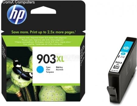 Картридж струйный HP 903XL T6M03AE для HP OJP 6960/6970 Голубой T6M03AE