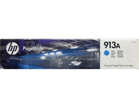 Картридж струйный HP 913A F6T77AE для HP PW 352dw/377dw/Pro 477dw/452dw Голубой F6T77AE