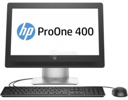 Моноблок HP ProOne 400 G2 (20.0 LED/ Core i5 6500T 2500MHz/ 4096Mb/ SSD / Intel HD Graphics 530 64Mb) MS Windows 10 Professional (64-bit) [1EX63EA]