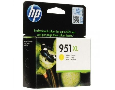 Картридж струйный HP 951XL CN048AE для HP OJ Pro 8100/8600 Жёлтый CN048AE