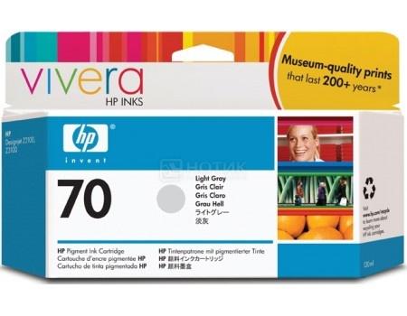 Картридж струйный HP 70 C9451A для HP DJ Z2100/Z3100 Светло-серый C9451A