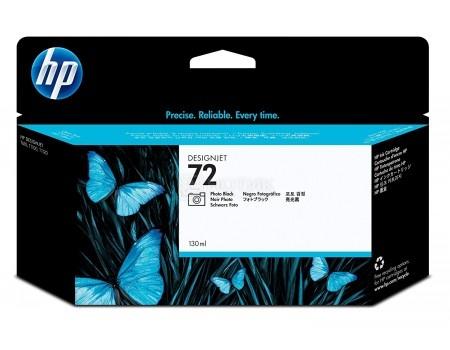 Картридж струйный HP 72 C9370A для HP DJ T1100/T610 Чёрный C9370A