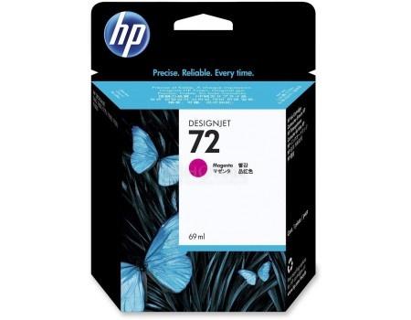 Картридж струйный HP 72 C9399A для HP DJ T1100/T610 Пурпурный C9399A