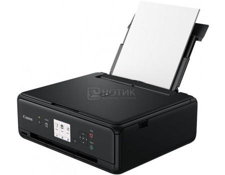 МФУ струйное цветное Canon PIXMA TS5040 1367C007 A4 WiFi USB черный 1367C007 мфу струйное canon pixma mx494
