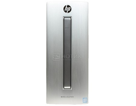 Системный блок HP Envy 750-470ur (0.0 / Core i7 6700 3400MHz/ 8192Mb/ HDD+SSD 2000Gb/ NVIDIA GeForce® GTX 1060 3072Mb) MS Windows 10 Home (64-bit) [Y6W61EA]