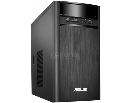 Системный блок ASUS K31CD-RU026T (0.0 / Pentium Dual Core G4400 3300MHz/ 4096Mb/ HDD 500Gb/ NVIDIA HD Graphics 530 64Mb) MS Windows 10 Home (64-bit) [90PD01R2-M08410]