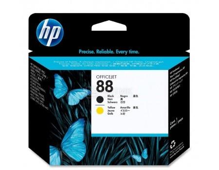 Картридж струйный (печатающая головка) HP C9381A для HP OJ Pro K550/K5400/K8600 Черный/Желтый C9381A