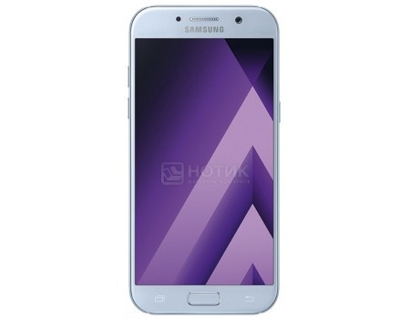 Смартфон Samsung Galaxy A7 2017 SM-A720F Blue (Android 6.0 (Marshmallow)/7880 1900MHz/5.7