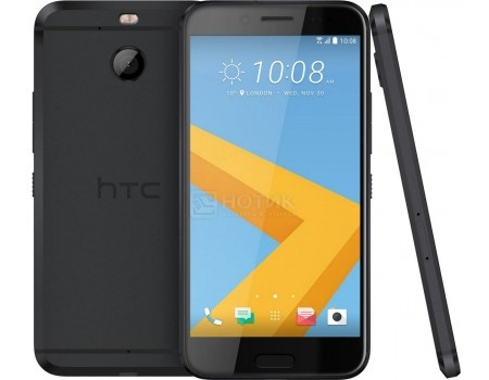 Смартфон HTC 10 Evo Gunmetal (Android 7.0 (Nougat)/MSM8994 2000MHz/5.5 2560х1440/3072Mb/64Gb/4G LTE  ) [99HALA012-00] смартфон htc u ultra brilliant black 128gb android 7 0 nougat msm8996 2150mhz 5 7 2560х1440 4096mb 128gb 4g lte [99halu052 00]