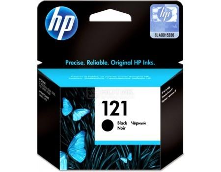 Картридж струйный HP 121 CC640HE для HP F4283/D2563 Черный CC640HE (200стр)