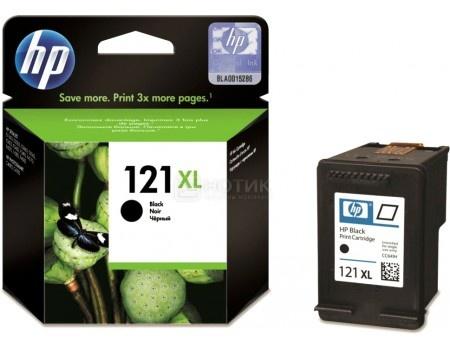 Картридж струйный HP 121XL CC641HE для HP F4283/D2563 Черный CC641HE (600стр)