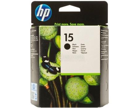 Картридж струйный HP 15 C6615DE для HP DJ 840C/3820 Черный C6615DE (500стр)