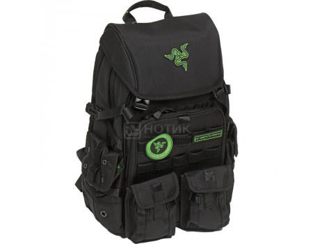 "Фотография товара рюкзак 17"" Razer Tactical Pro Backpack, Нейлон, Черный RC21-00720101-0000 (49894)"