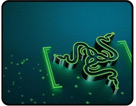 Фотография товара коврик для мыши Razer Goliathus Control Gravity Large, Синий/Зеленый RZ02-01910700-R3M1 (49899)