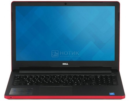 Ноутбук Dell Inspiron 5567 (15.6 LED/ Core i3 6006U 2000MHz/ 4096Mb/ HDD 1000Gb/ AMD Radeon R7 M445 2048Mb) Linux OS [5567-7904]