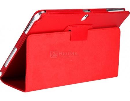 Чехол-подставка IT Baggage для планшета Lenovo IdeaTab 2 A10-30 10 Искусственная кожа, Красный ITLN2A103-3