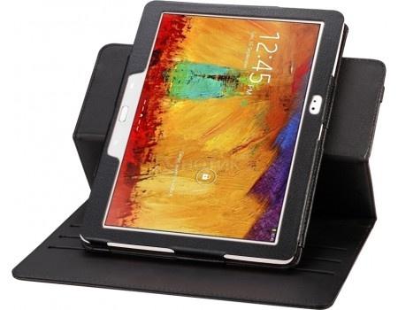 """Фотография товара чехол-подставка IT Baggage для планшета Lenovo IdeaTab 2 A10-30 10"""" Искусственная кожа, Черный ITLN2A103-2 (49910)"""
