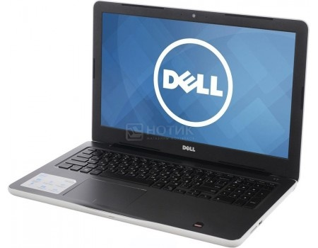 Фотография товара ноутбук Dell Inspiron 5567 (15.6 TN (LED)/ Core i3 6006U 2000MHz/ 4096Mb/ HDD 1000Gb/ AMD Radeon R7 M440 2048Mb) MS Windows 10 Home (64-bit) [5567-7935] (49915)