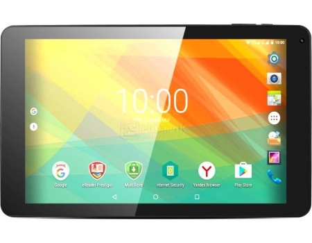 "Фотография товара планшет Prestigio MultiPad PMT3131 3G (Android 6.0 (Marshmallow)/MTK8321 1300MHz/10.1"" 1280x800/1024Mb/16Gb/ 3G (EDGE, HSDPA, HSUPA)) [PMT31313GDCIS] (49944)"