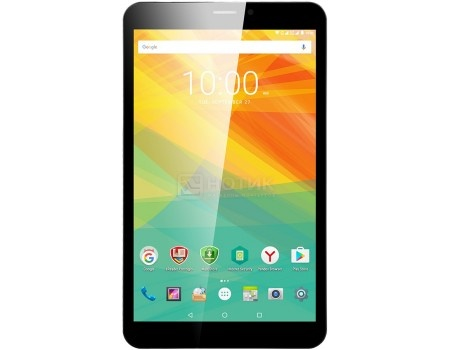 Планшет Prestigio Grace 3118 3G (Android 6.0 (Marshmallow)/MTK8321 1200MHz/8.0* 1280x800/1024Mb/8Gb/ 3G (EDGE, HSDPA, HSUPA)) [PMT31183GECIS], арт: 49946 - Prestigio