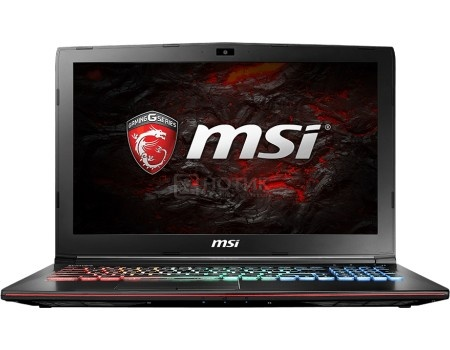 Ноутбук MSI GE62MVR 7RG-012RU Apache Pro (15.6 LED (с широкими углами обзора IPS - level)/ Core i7 7700HQ 2800MHz/ 8192Mb/ HDD 1000Gb/ NVIDIA GeForce® GTX 1070 8192Mb) MS Windows 10 Home (64-bit) [9S7-16JC12-012]